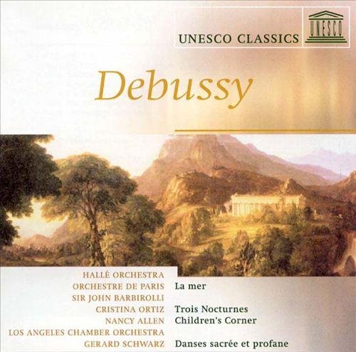 Debussy: La Mer; Children's Corner