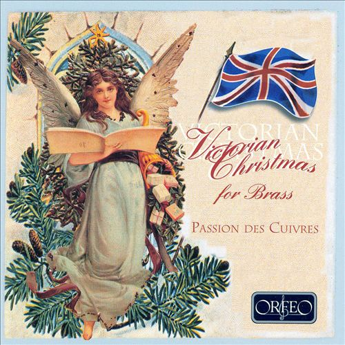 Victorian Christmas for Brass