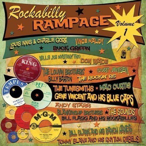 Rockabilly Rampage, Vol. 1