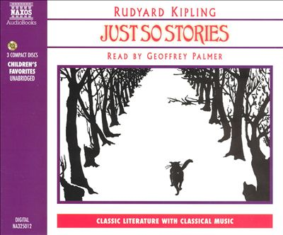 Just So Stories [Audio Book]