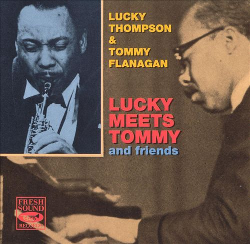 Lucky Meets Tommy & Friends