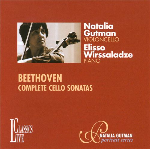 Beethoven: Complete Cello Sonatas