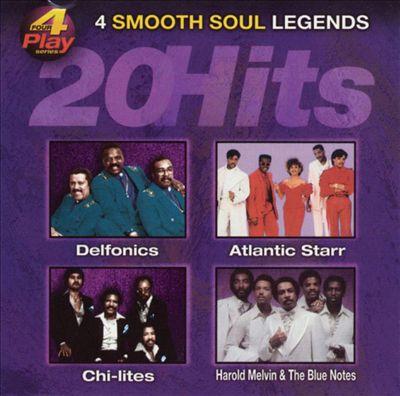4 Smooth Soul Legends