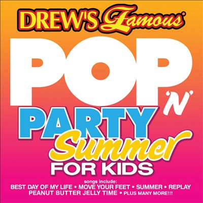 Pop 'N Party Summer for Kids