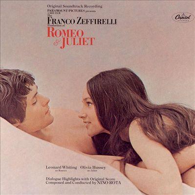 Romeo & Juliet [CD]
