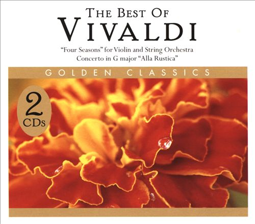 The Best of Vivaldi [Sonoma]
