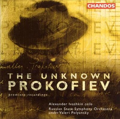 The Unknown Prokofiev