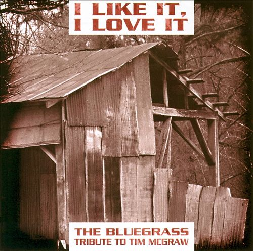 I Like It, I Love It: The Bluegrass Tribute to Tim McGraw