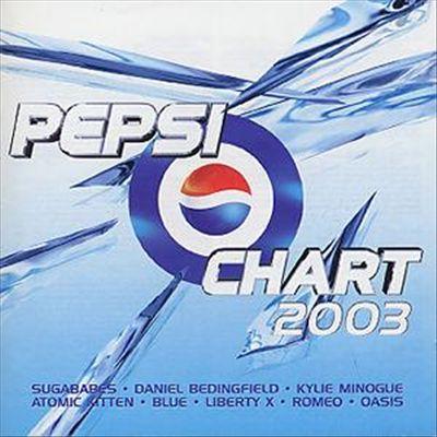 Pepsi Chart 2003