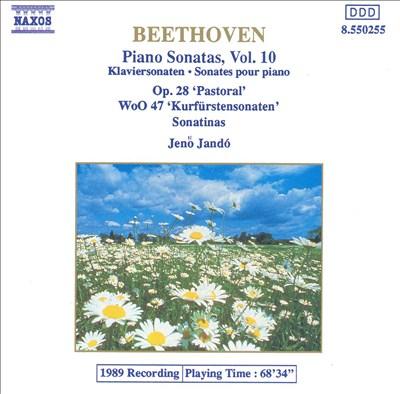 Beethoven: Piano Sonatas, Vol 10