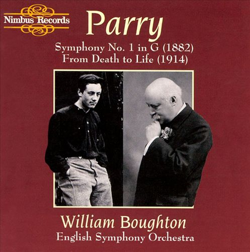 Parry: Symphony 1/From Death to Life