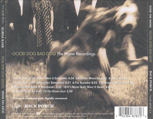 Good Dog Bad Dog: The Home Recordings