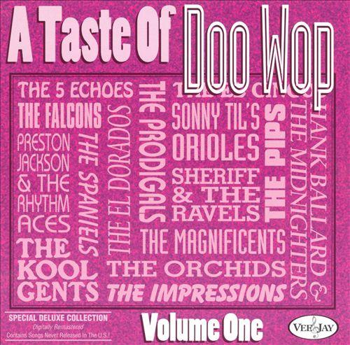 A Taste of Doo Wop, Vol. 1