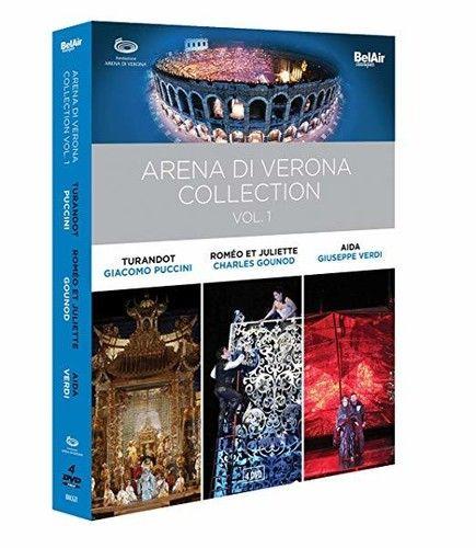 Arena di Verona Collection, Vol. 1 [Video]