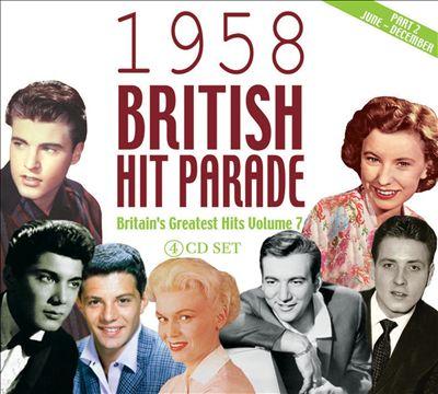 The 1958 British Hit Parade, Pt. 2: June-December