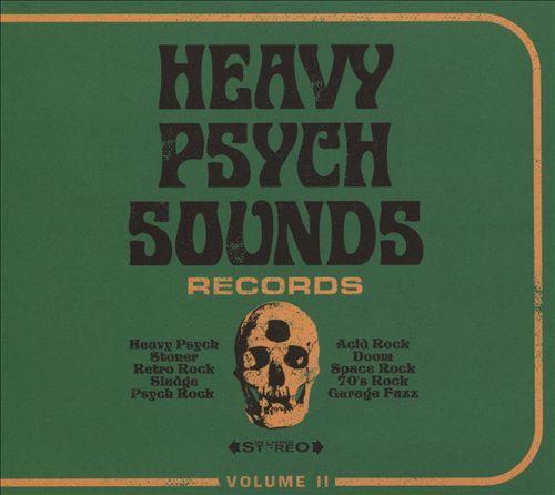 Heavy Psych Sounds Sampler, Vol. 2