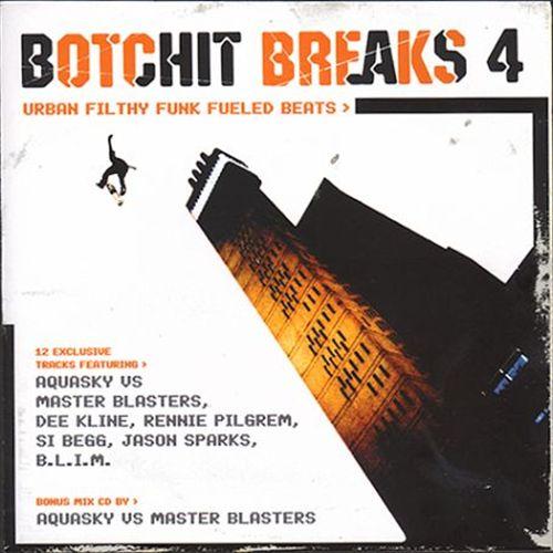 Botchit Breaks, Vol. 4