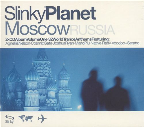 Slinky Planet: Moscow, Russia