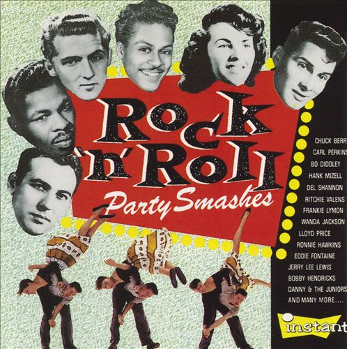 Rock & Roll Party Smashes