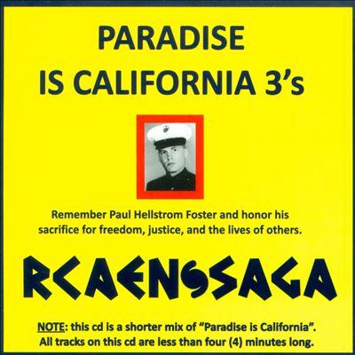 Paradise is California 3's