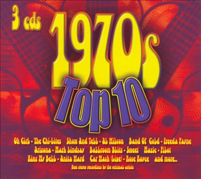 1970's Top 10 Hits