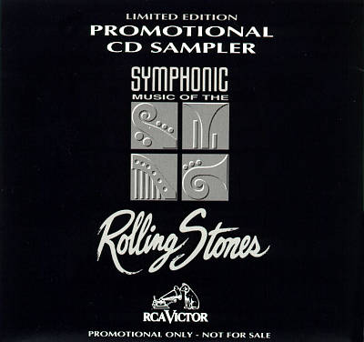 Symphonic Music of the Rolling Stones [Radio Edits]