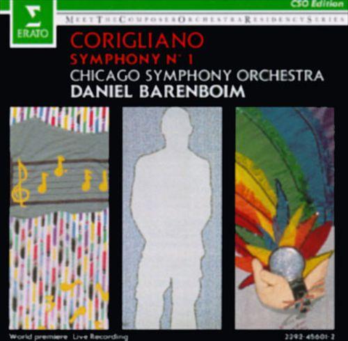 Corigliano: Symphony No. 1