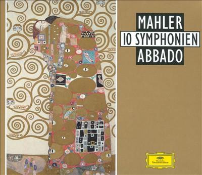 Mahler: 10 Symphonien