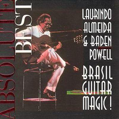 Absolute Best: Brasil Guitar Magic