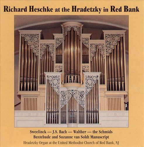 Richard Heschke at the Hradetzky in Red Bank