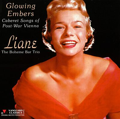 Glowing Embers: Caberet Songs of Post-War Vienna