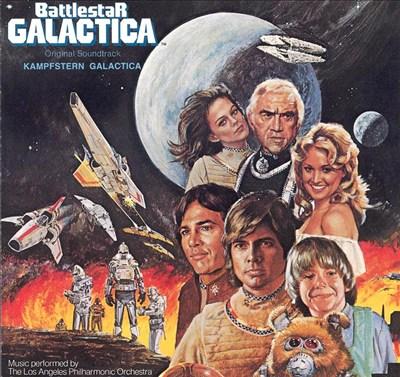 Battlestar Galactica [Original Soundtrack]