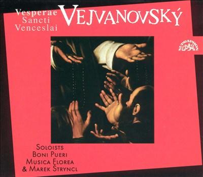 Vejvanovský: Vesperae Sancti Venceslai