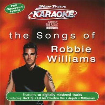 Startrax Karaoke: The Songs of Robbie Williams