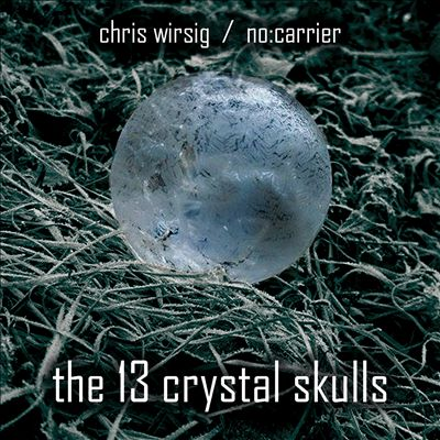 The 13 Crystal Skulls
