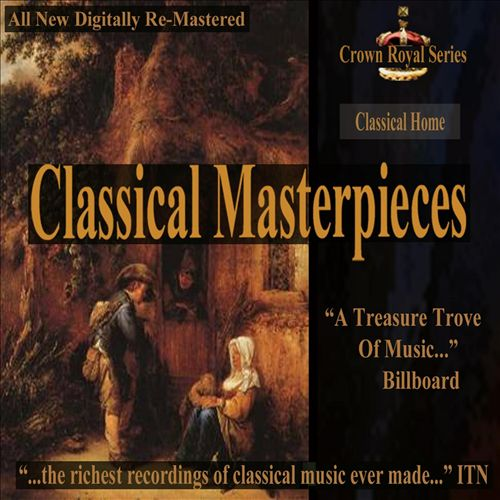 Classical Masterpieces: Classical Home