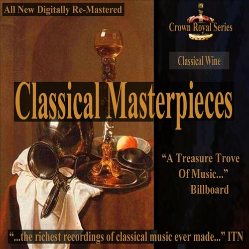 Classical Masterpieces: Classical Wine