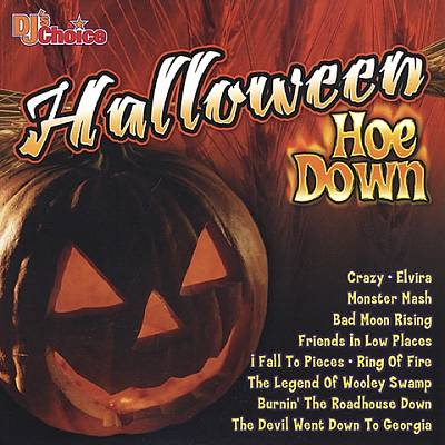 DJ's Choice: Halloween Hoe Down
