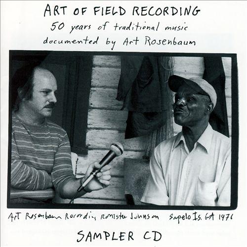 Art of Field Recording Sampler CD