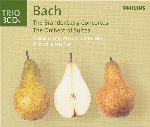 Bach: Brandenburg Concertos; Orchestral Suites
