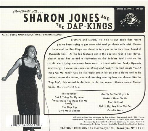 Dap Dippin' with Sharon Jones & the Dap Kings