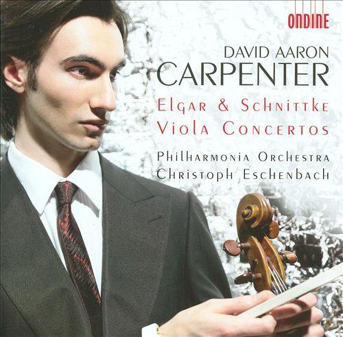 Elgar & Schnittke: Viola Concertos