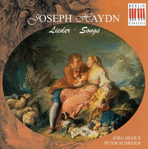 Haydn: Lieder