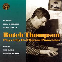 Jelly Roll Morton Piano Solos