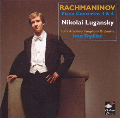 Rachmaninov: Piano Concertos 3 & 4