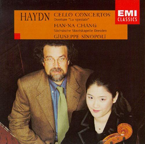 Haydn: Cello Concertos; Lo Speziale Overture