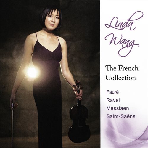The French Collection: Fauré, Ravel, Messiaen, Saint-Saëns