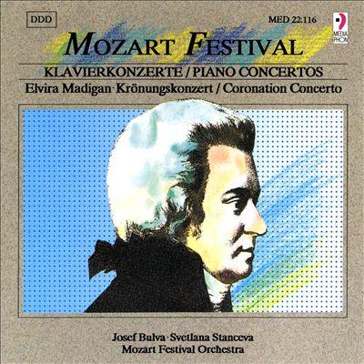 Mozart Festival: Piano Concertos