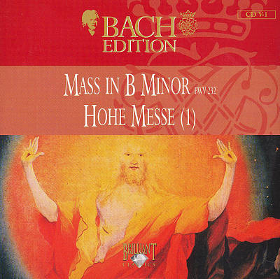 Bach Edition: Mass in B minor BWV 232 Part 1