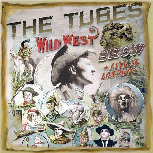 Wild West Show: Wild in London